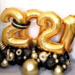 Po ile są balony wypełnione helem cyfry i lateksowe w Warszawie?