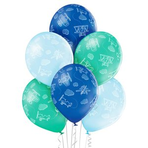 Balony na przyjęcie Baby Shower wyjście dziecka ze szpitala