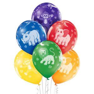Balony lateksowe zwierzątka