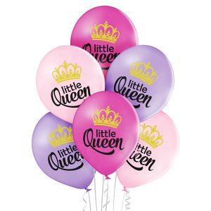 Bukiet balonowy na baby shower narodziny dziewczynki na roczek w Warszawie