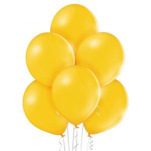 Balon jasno pomarańczowy na hel