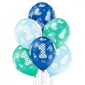 Balony na roczek gdzie kupić w internecie