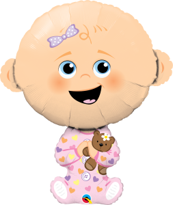 Balony na narodziny dziecka