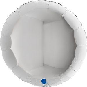 Balony foliowe okrągłe