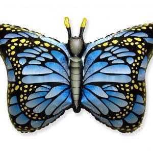 Balon z helem w kształcie motyla duży