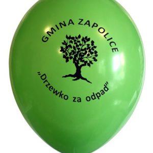 Balony z nadrukiem - Balony z helem reklamowe - Warszawa