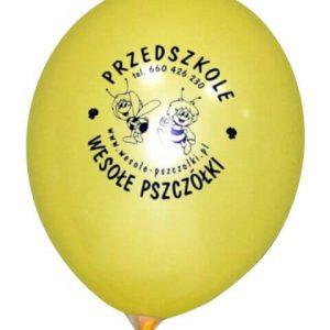 Balony spersonalizowane z nadrukiem od klienta